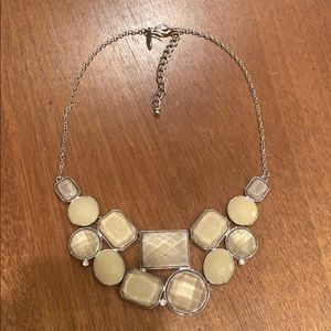 NY&Co. statement necklace